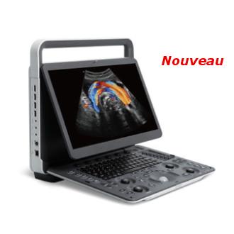 Echographe Portable Doppler Couleur Abordable SonoScape E2 Nouveau