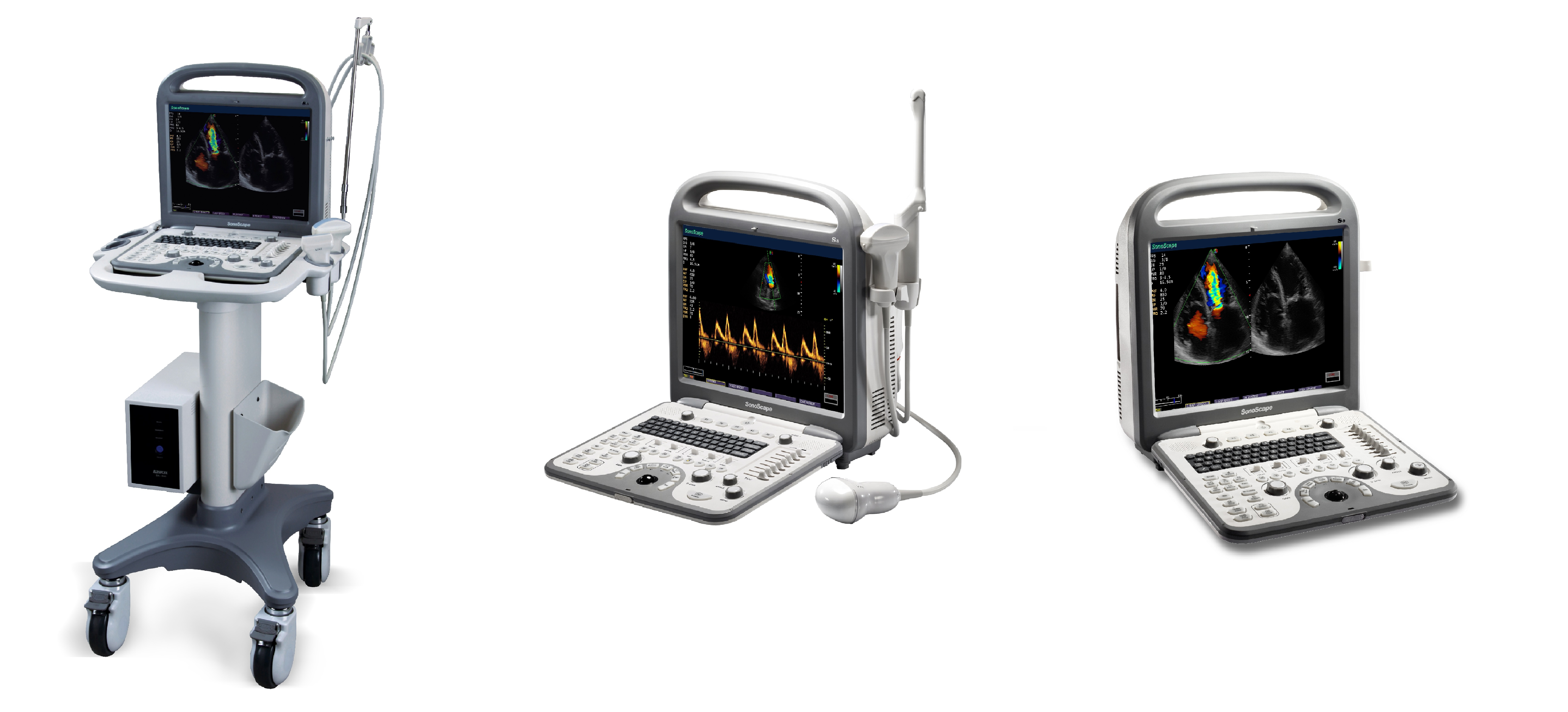 Echographe Portable Doppler Couleur S8 presentation