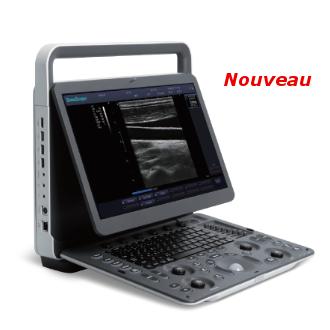 Echographe Portable Pour Urologue Noir et Blanc SonoScape E1